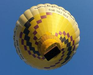 Let balonem je zážitek