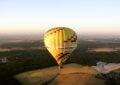 Let balonem vzhůru do oblak