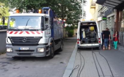 Vyberte si jen kvalitní služby v oboru čištění kanalizace