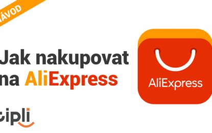 Jak na AliExpress česky