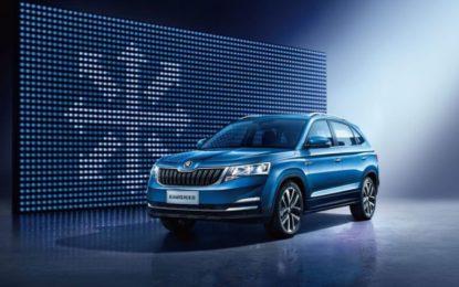 Škoda v Pekingu představila nové SUV Kamiq