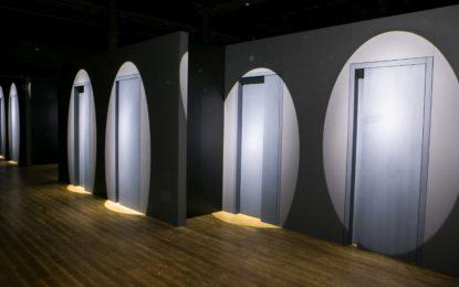 Třetí cena za design pro české dveře MUTEO