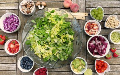 Zdravý jídelníček? Vsaďte na pestrost a vitamíny!