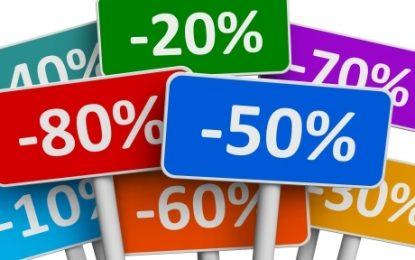 Nakupujte se slevami v nejoblíbenějších internetových obchodech